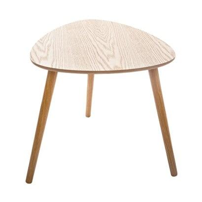 """Set de 3 tables à café """"Mileo"""", bois naturel DMO_AH2018_catalogue2020_OP5"""