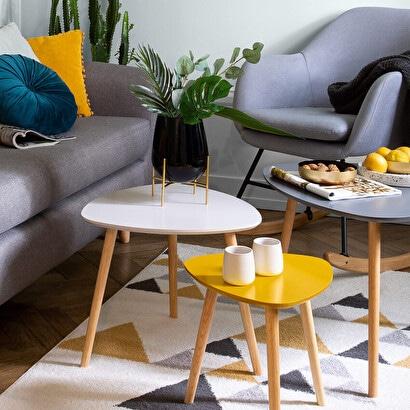 """Set de 3 tables à café """"Mileo Break"""" DMO_AH2018_catalogue2020"""